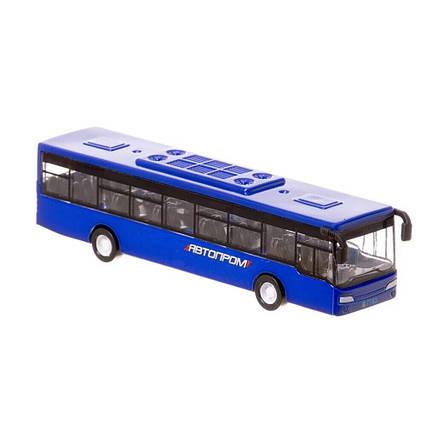 Інерційний автобус 1:43 632-34