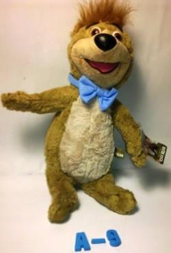 """М'яка іграшка """"Ведмідь Бобу"""" м/ф Ведмідь Йоги А-9_26см"""