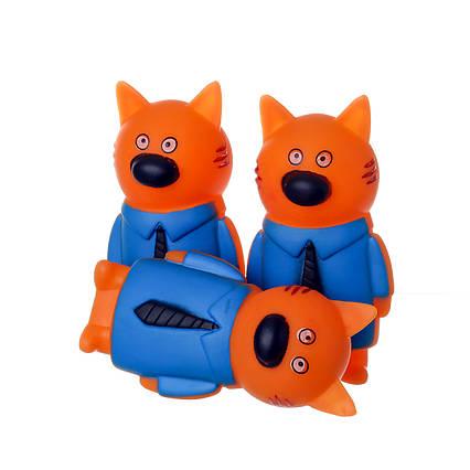 660 Три кота гумові пищалки