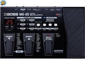 Процессор для электрогитары Boss ME25 Guitar Multiple Effects