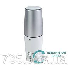 Бактерицидная лампа для дома TURBO CLEAN-101: УФ лампа закрытого типа с рециркулятором для дезинфекции воздуха, фото 2