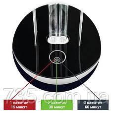 Безозоновая бактерицидная ультрафиолетовая кварцевая лампа Smart Radar-101 c датчиком движения, фото 2