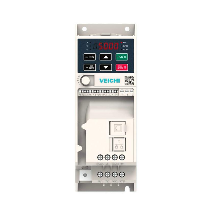 Преобразователь частоты Veichi AC10 1,5 кВт 1-ф/220 AC10-S2-1R5G-B