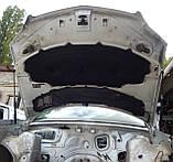 Капот Mercedes GL-class X 164 Мерседес ГЛ 2006 2007 2008 2009 2010 2011 2012 гг, фото 5