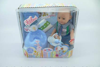807866-10 Пупс Baby Born