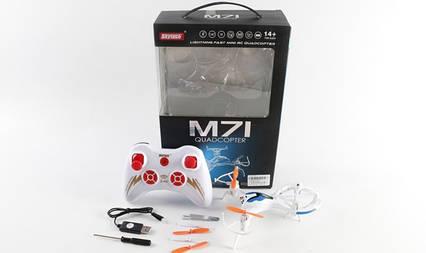 Радіокерований Квадрокоптер Skytech M71