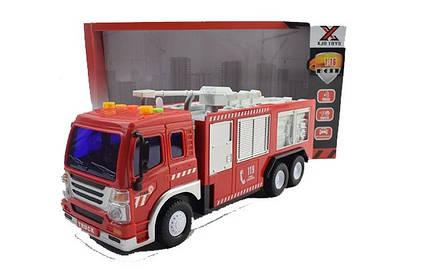 Пожежна машина 017-9 музика світло.