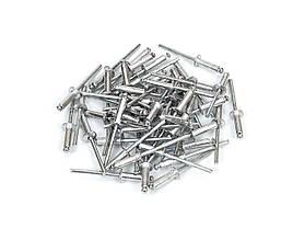 Алюминиевые заклепки 3,2 х  10,16 мм (50 шт.)
