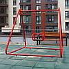 Качели «Мини» на металлических стойках, фото 5