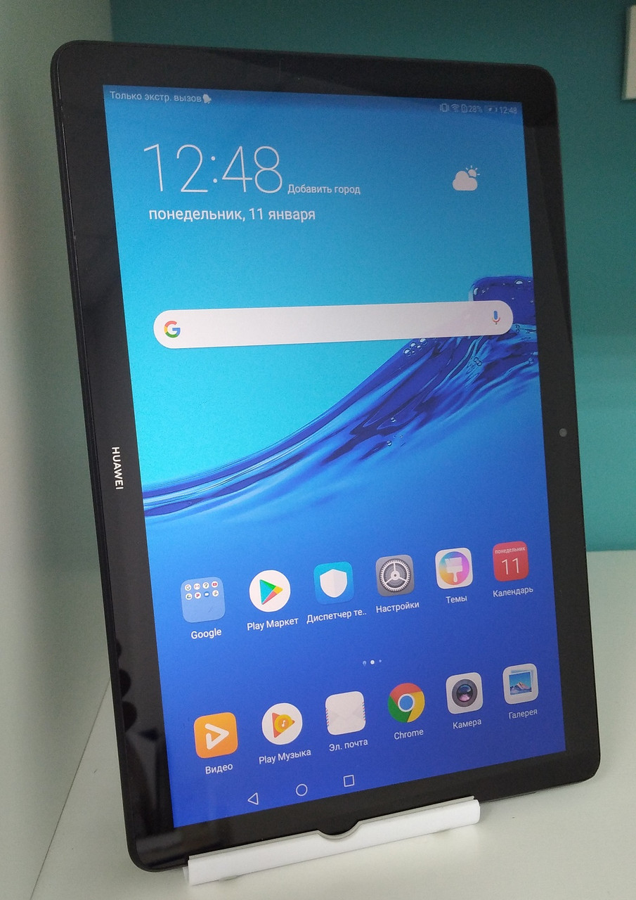 "БУ планшет Huawei MediaPad T5 10"" 3/32GB LTE Black (AGS2-L09)"