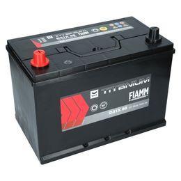 АКБ FIAMM JP 6СТ- 95Ач 760А L+ TITANIUM BLACK D31X95