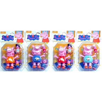 Фігурки Свинка Пеппа 812561