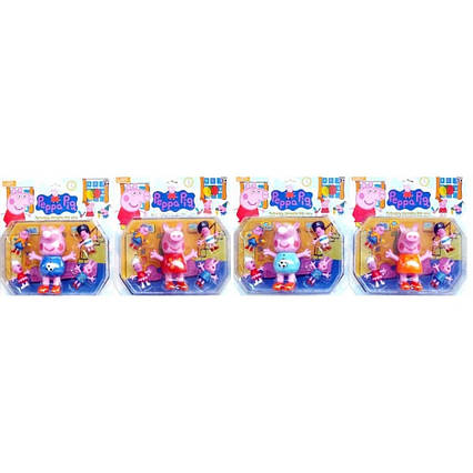 Фігурки Свинка Пеппа 812562