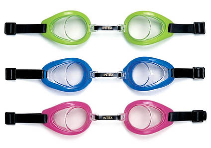 Дитячі підводні окуляри для ігор Intex