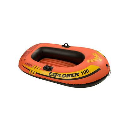 Надувний човен 58329NP Intex Explorer 100