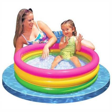 Дитячий надувний басейн Intex 57107
