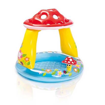 Надувний басейн мухомор Intex 57114