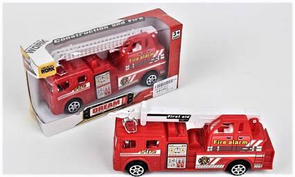 Пожежна машина інерція в коробці 2016