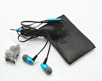 Наушники проводные AWEI ES800M blue