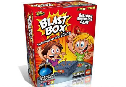 Настільна гра Вибухова коробка 1111-23