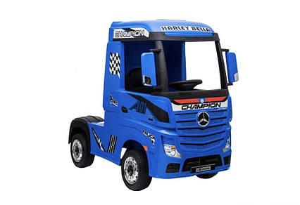 Дитячий електромобіль Mercedes Benz ACTROS HL358
