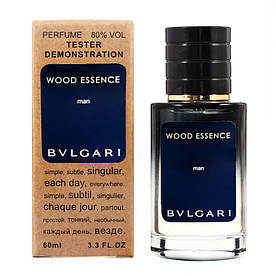 Bvlgari Wood Essence TESTER LUX, мужской, 60 мл