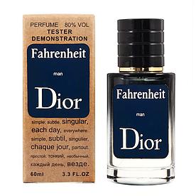 Dior Fahrenheit TESTER LUX, мужской, 60 мл