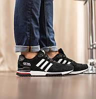 Adidas ZX 750 черные адидас кроссовки мужские кросовки кеды