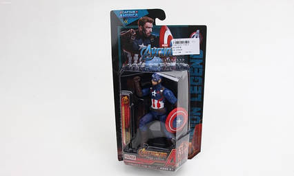 Фігурки D-7758-6 Капітан Америка герої