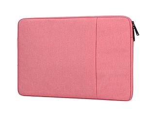 Сумка чехол для Macbook 12/ macbook Air 11'' -  розовый