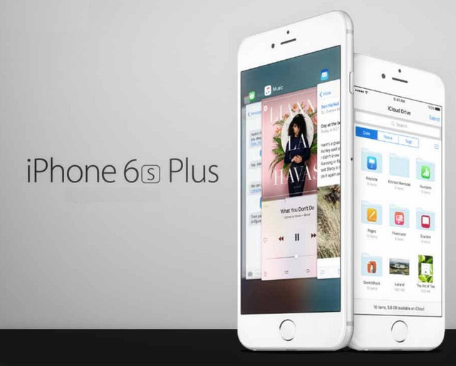 ..: iPhone 6s Plus