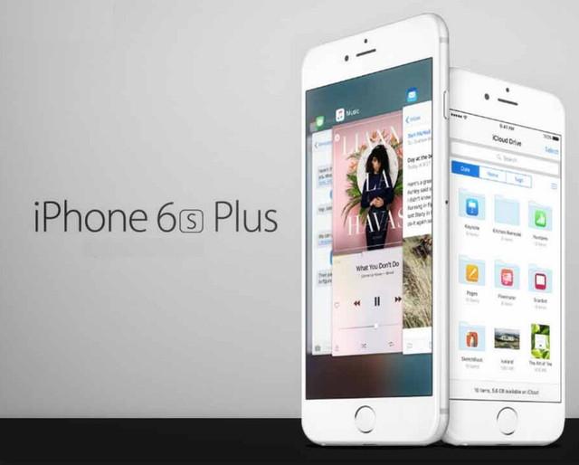 ..: iPhone 6s Plus