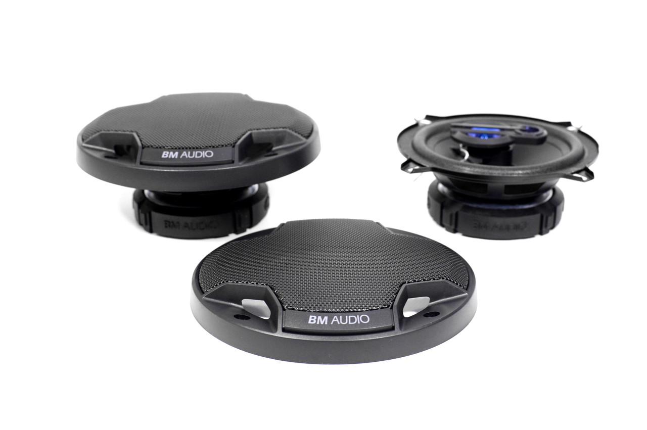 Автомобильная акустика BOSCHMANN BM AUDIO XJ3-553B 300W 3-х полосная 13 см