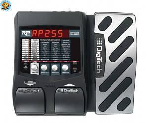 Процессор для электрогитары Digitech RP255