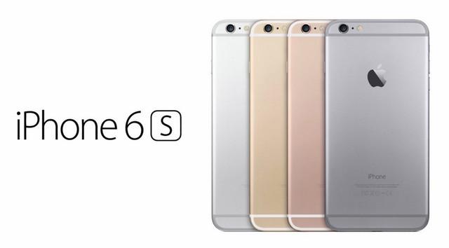 ..: iPhone 6s