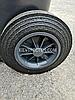 Євроконтейнер пластиковий ESE, 240 л чорний, фото 6