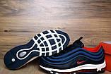 Кроссовки распродажа АКЦИЯ 550 грн Nike Air Max 97 44й(28,5см) последние размеры люкс копия, фото 4