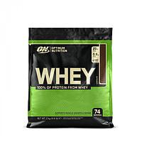 Протеин Whey - Optimum Nutrition 891 г - клубника (5060469985503)