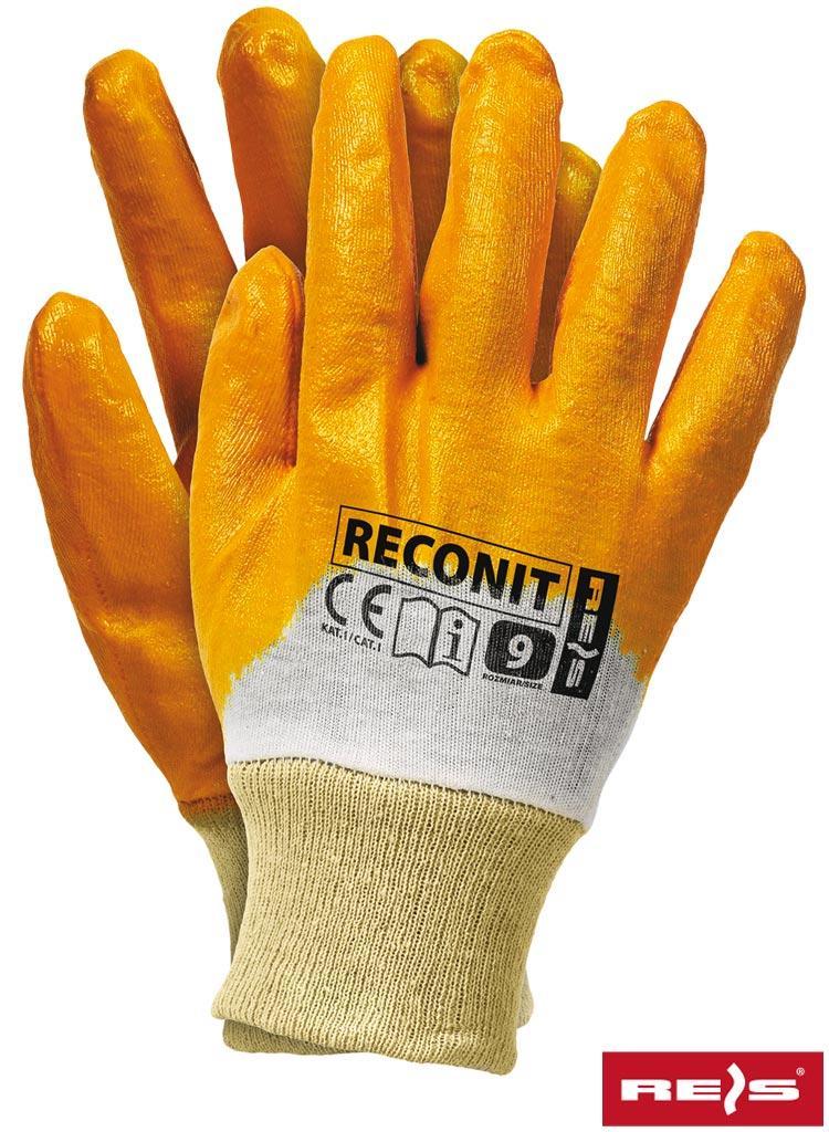 Перчатки RECONIT BEP с нитриловым покрытием