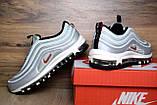 Кроссовки распродажа АКЦИЯ 550 грн Nike Air Max 97 44й(28,5см), 45й(29см) последние размеры люкс копия, фото 2