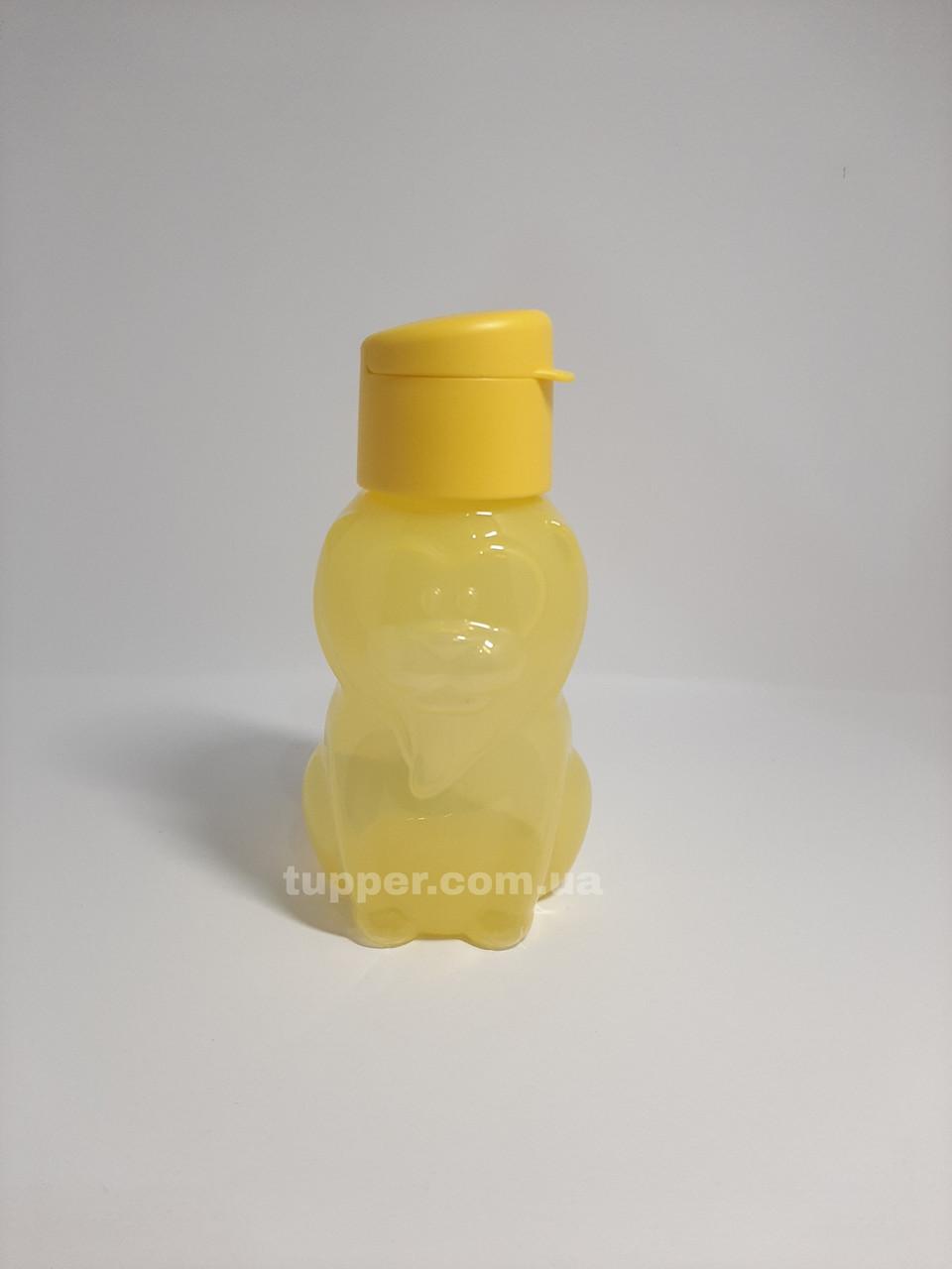 Еко-пляшка Левеня в жовтому кольорі Tupperware