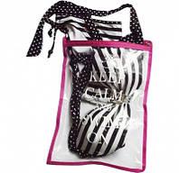 Сумка для мокрого купальника розовый SKL34-222090