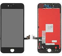 Дисплей Apple iPhone 8, SE 2020 с тачскрином и рамкой, оригинал, Black