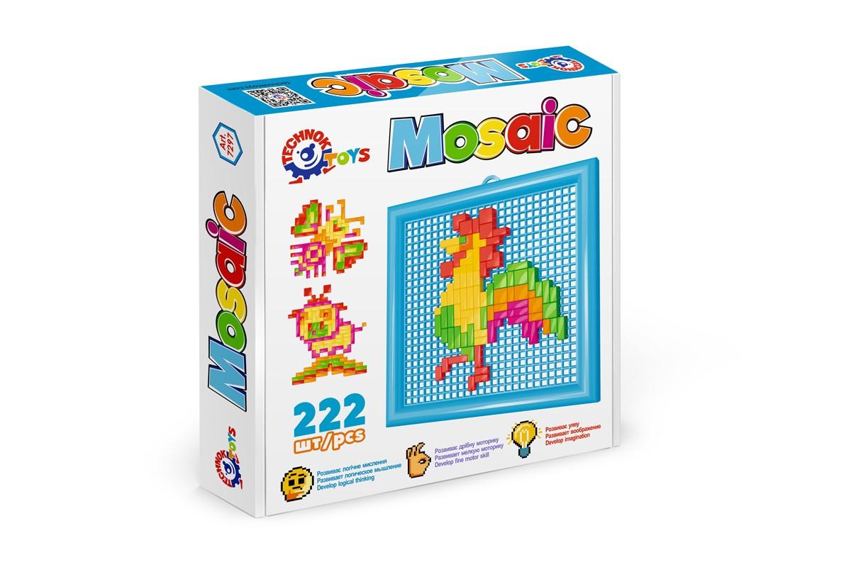Піксельна мозаїка ТехноК (7297)
