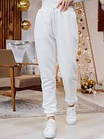 Спортивные штаны белые 3112, фото 1