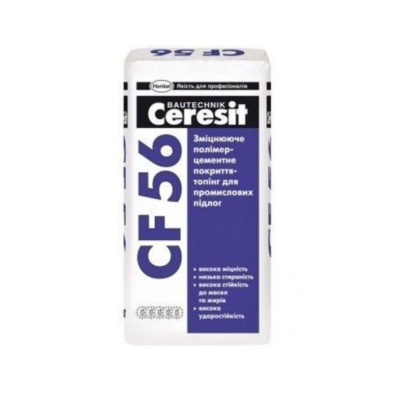 Ceresit CF 56 Corundum, покриття-топінг (25 кг)