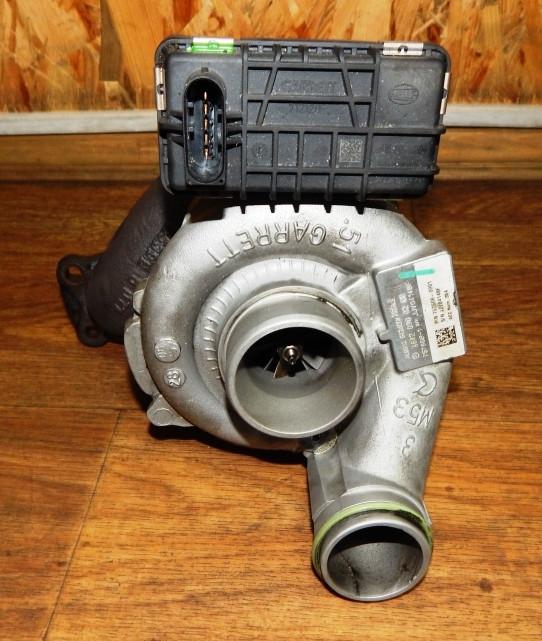 Турбина 3.0 CDI OM642 Mercedes-Benz GL X164 2006 2007 2008 2009 2010 2011 2012 гг