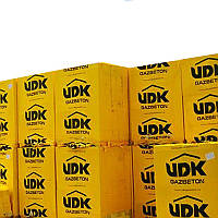 """Газоблок """"UDK"""" 600x200x400 (40шт/пал)"""