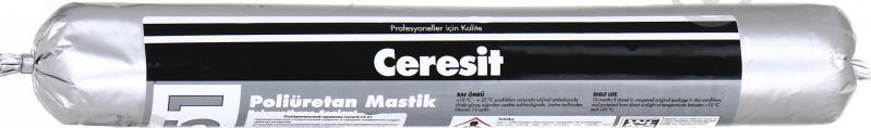 Герметик CERESIT CS 51 полиуретановый, 600 мл