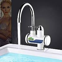 Проточный нагреватель воды для кухни, умывальника Rapid RLD-01